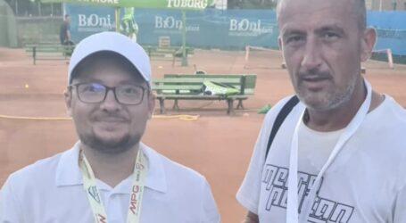 Zălăuanul Daniel Buda a câștigat primul turneu de tenis din carieră