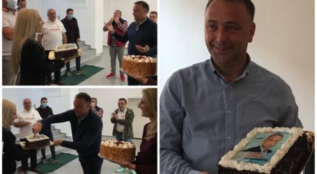 Atmosferă destinsă în PSD Sălaj: Florin Florian a primit un cadou inedit de ziua sa