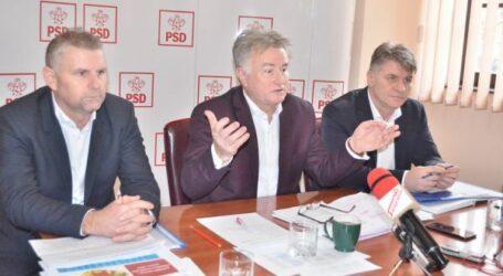 PSD pierde in Sălaj primării pe bandă rulantă