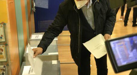 """VIDEO. Dacian Cioloș a votat la Zalău. """"Nu mai trebuie să alegem răul cel mai mic"""""""