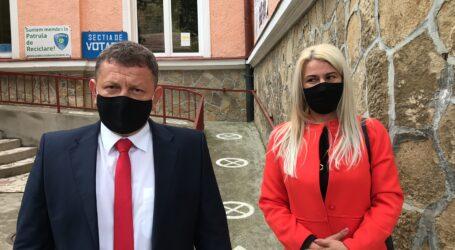 Candidatul PSD din Șimleu Silvaniei a votat pentru o schimbare