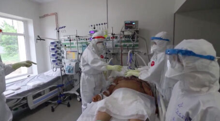 Aproape 70% din sălăjenii infectați cu coronavirus s-au vindecat