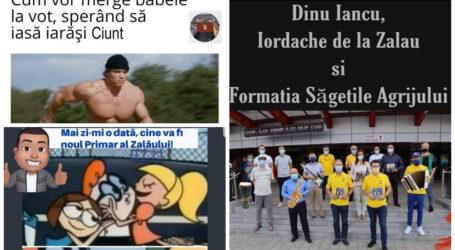 Cele mai reușite glume din campania electorală din Zalău