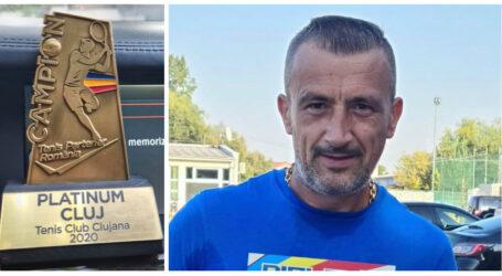 Zălăuanul Daniel Buda face senzație la fileu – a mai câștigat un turneu important în Cluj-Napoca