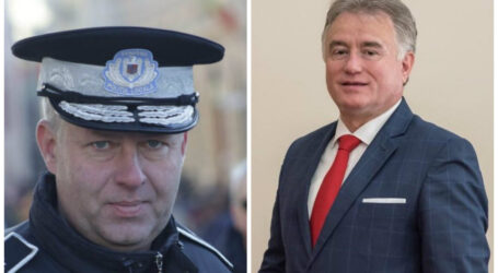 """VIDEO. Ciunt """"dă de pământ"""" cu șeful Poliției Locale Zalău"""