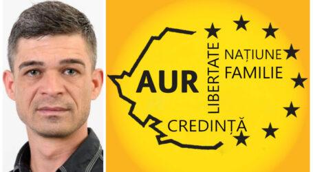 Alianța pentru Unirea Românilor susține candidatura independentă a lui Bogdan Ilieș