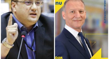 Decizie fără precedent a europarlamentarului Cristian Terheș. Liderul PNȚCD Sălaj merge peste Dinu Iancu Sălăjanu la un eveniment electoral