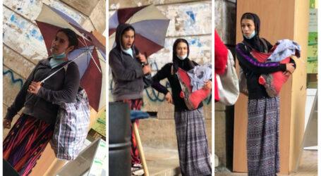 VIDEO. Imediat după alegeri, centrul Zalăului a devenit raiul cerșetorilor. Nimeni nu îi mai deranjează, nici candidații, nici Poliția Locală