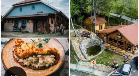 La granița Sălajului cu Bihorul se află cel mai spectaculoas restaurant cu specific slovac din România