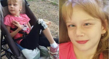 O fetiță din Nușfalău are nevoie de ajutorul nostru pentru a putea câștiga lupta cu o boală nemiloasă