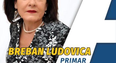 Ludovica Breban are proiecte îndrăznețe pentru zona metropolitană a Zalăului