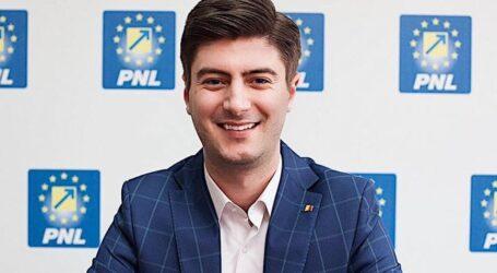 Un tânăr din Zalău, ales consilier local în București