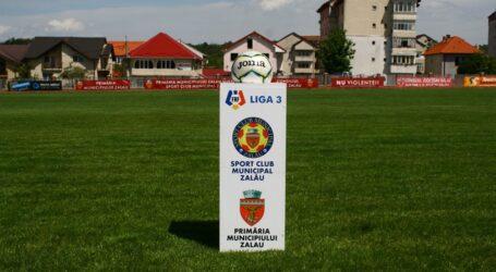 Numeroși oameni de afaceri și de sport susțin SCM Zalău spre Liga a 2-a