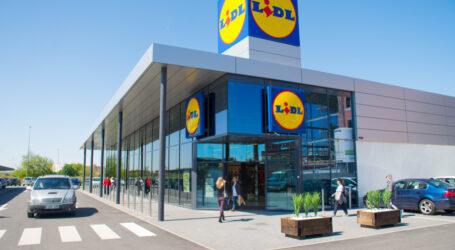 Lidl construiește un nou magazin în zona industrială a Zalăului