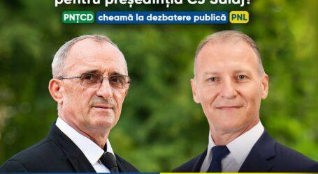 Gheorghe Stanciu (PNȚCD) îl cheamă la o dezbatere publică pe Dinu Iancu Sălăjanu (PNL)