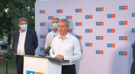 Dacian Cioloș a venit ACASĂ pentru a susține candidatura lui Florin Iordache la Primăria Zalău