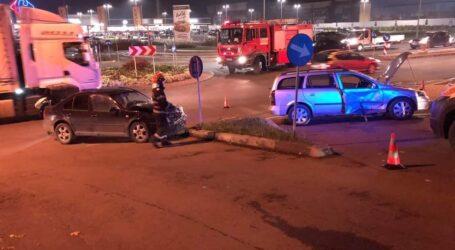 Ultima oră! Accident la mall, în Zalău
