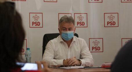 """PSD Sălaj, ATAC la adresa liberalilor: """" sănătatea oamenilor este mai puțin importantă"""""""