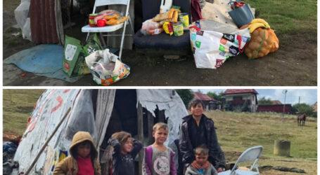 Un grup de musulmani din Anglia, donație importantă pentru copiii nimănui din Crișeni