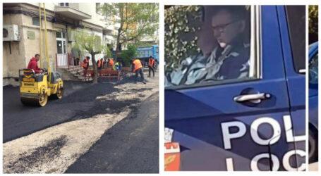 Bătaie de joc pe bani publici în Zalău?! Pentru reparații străzi se alocă același buget ca pentru Poliția Locală