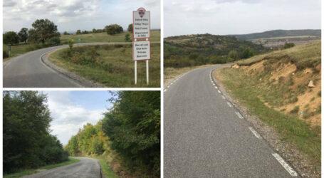 Cel mai spectaculos drum din Sălaj, recomandat pentru o plimbare cu bicicleta