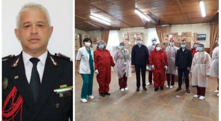 JOS PĂLĂRIA! Adrian Chichișan a intermediat o donație de 100.000 de lei pentru Spitalul din Zalău