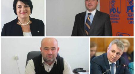 Ei sunt PNL-iștii sălăjeni care vor să conducă România din Parlament