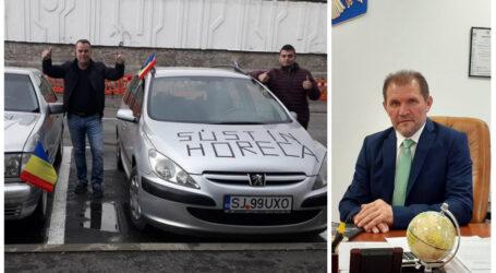 Prima reacție OFICIALĂ după protestul din Zalău