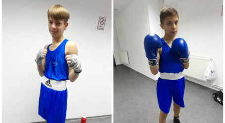 Doi sportivi din Șimleu Silvaniei au cucerit medalii la Campionatul Național de Box