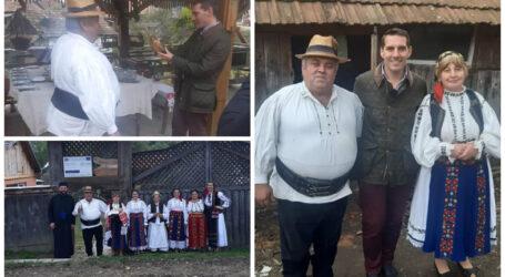 Principele Nicolae, nepotul Regelui Mihai I, a vizitat un micuț sat din Sălaj