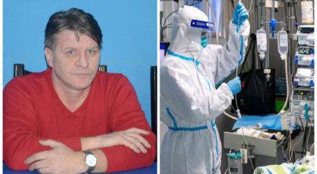 Secretarul PSD Sălaj este revoltat pe sistemul sanitar din România care nu mai salvează vieți, ci vede doar bolnavii de COVID-19