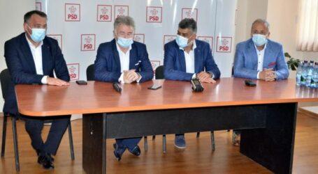 Cum s-a desfășurat CEx-ul PSD Sălaj. Primarii îl susțin pe doctorul Neaga