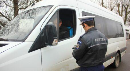 Tu știi cu ce călătorești? Poliția ne spune cât de sigur este transportul de persoane din Sălaj