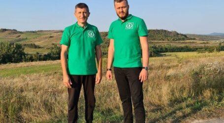 """Ecologiștii sălăjeni, mesaj INEDIT: """"Daniel și Marius te așteaptă să muncești fără stres în echipa câștigătoare"""""""