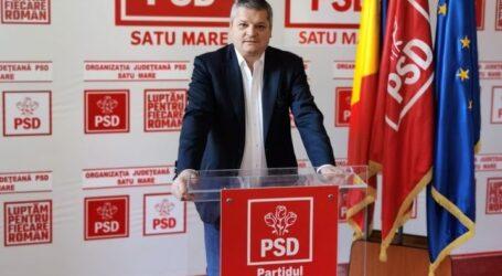 Fondatorul PMP Sălaj, candidatul PSD la Satu Mare