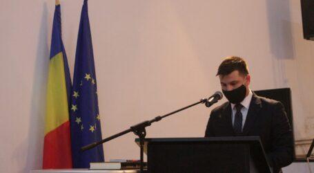 Vlad Pașcalău este noul viceprimar al Jiboului
