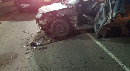 Ultima ora! Accident la ieșirea din Zalău