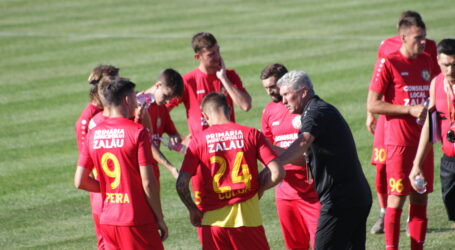 Se dorește promovarea! Ciunt vrea să vadă SCM Zalău în Liga a II-a la fotbal