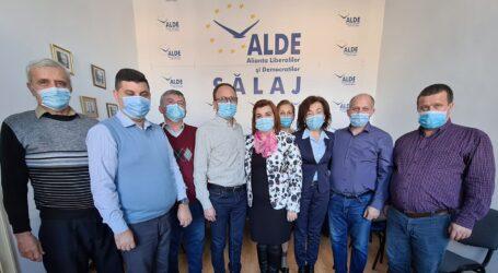 ALDE Sălaj a votat fuziunea cu Pro România