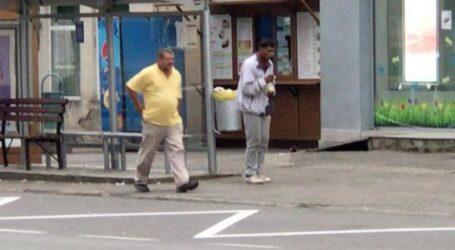 """Boschetarul """"Ciocolată"""" a bătut în plină stradă, în Zalău, un tânăr"""
