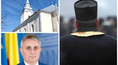 Preotul care a făcut campanie electorală pro PNL în biserică își recunoaște greșeala. Episcopia Sălaj a demarat o ANCHETĂ