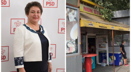 Un PSD-ist este supărat că a rămas fără chioșcul de fast-food din curtea RAR Zalău