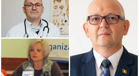 Între Lia Stanca și Florian Neaga, un lider PNȚCD Sălaj îl alege pe medic