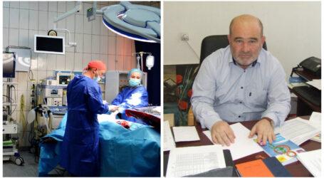 Vasile Bulgărean vrea amenajarea unui nou spital în Zalău