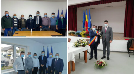 Bogdan Ilea, tur de FORȚĂ în comunele administrate de liberali