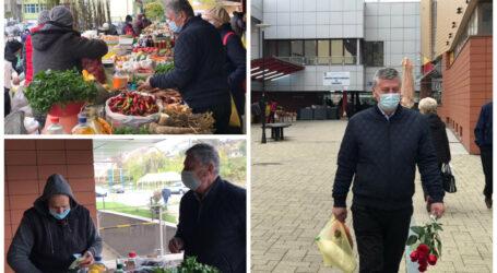 """Senatorul Pop îi îndemnă pe zălăuani să cumpere din piață: """"producătorul sălăjean nu merită ceea ce a primit"""""""