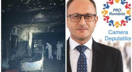 Pro România Sălaj este în DOLIU după incendiul de la Spitalul Piatra Neamț