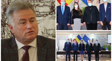 """Ionel Ciunt, supărat pe opoziția din Zalău: """"nu sunt români!"""""""