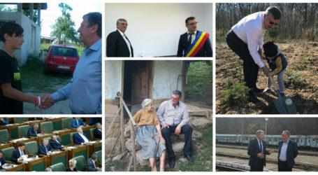Ce a muncit senatorul Gheorghe Pop în mandatul 2016 – 2020 ?!