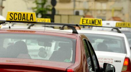 S-a schimbat locația de plecare a celor care susțin examenul pentru obținerea permisului auto în Zalău